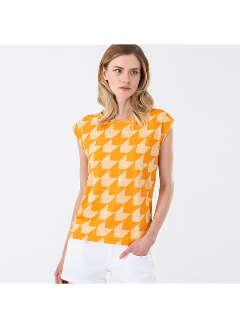 Lacoste Bluz Sarı